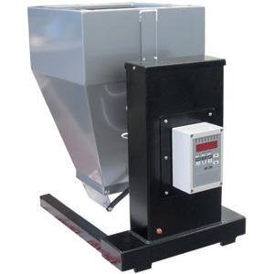 Système de pesage programmable pour distribution d'aliments